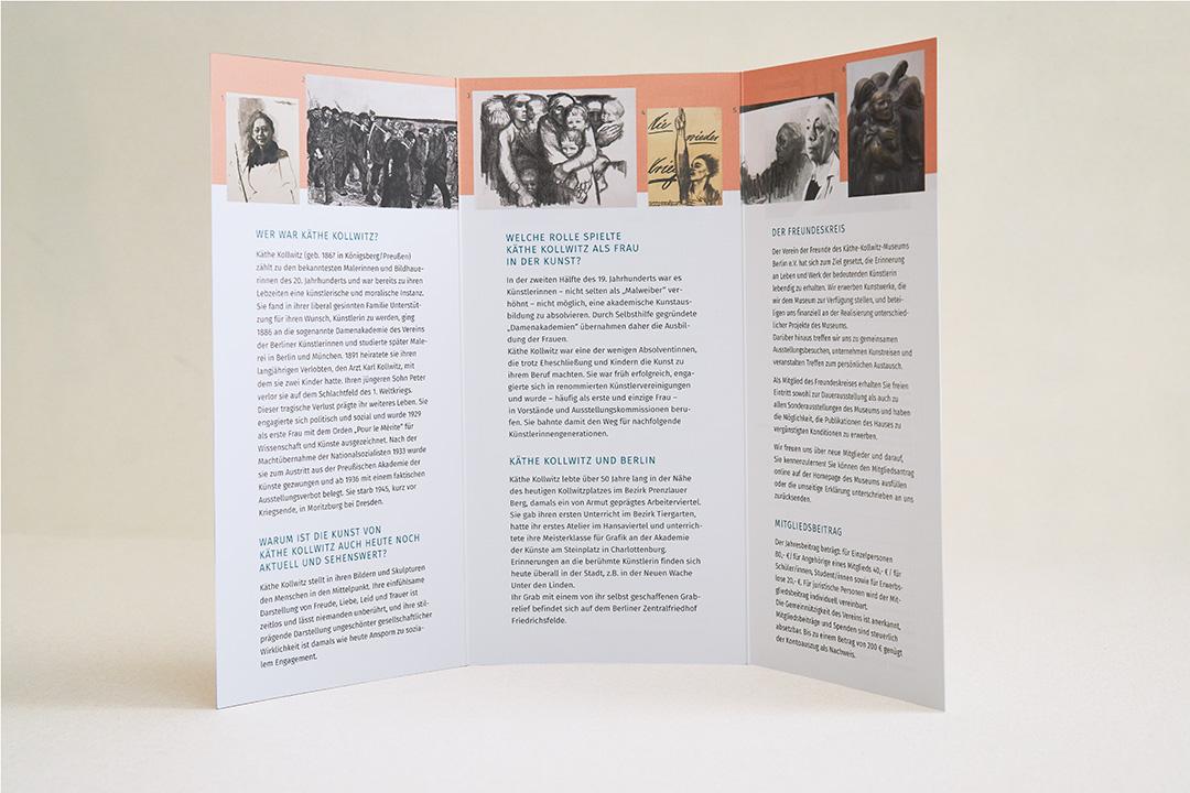 booth design unit, michaela booth, Grafikdesign Berlin, Kunstbuch, Leporello, Fotobuch, Flyer