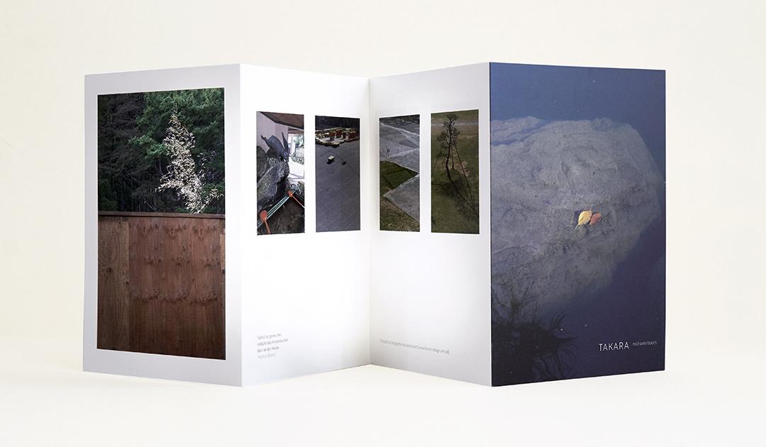 booth design unit, michaela booth, grafikdesign berlin, kunstbuch, fotobuch, buchgestaltung, leporello, flyer, signet