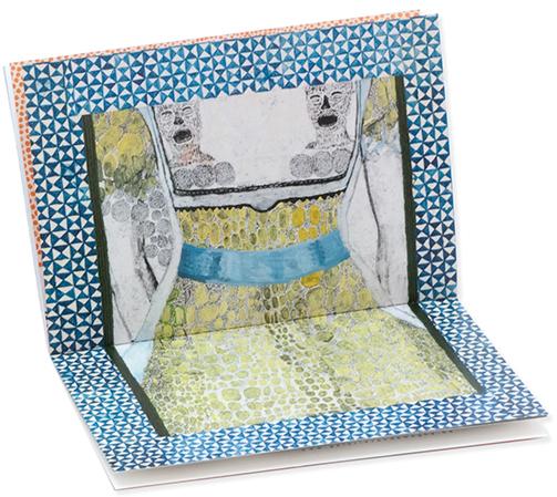 Kunstbuch Schreihals von Martin Assig - Booth Design Unit, Grafikdesign aus Berlin