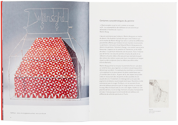 Kunstbuch Polka von Martin Assig - Booth Design Unit, Grafikdesign aus Berlin