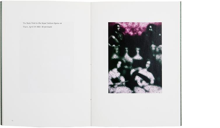 Katalog von Susan Hiller - Booth Design Unit, Grafikdesign aus Berlin