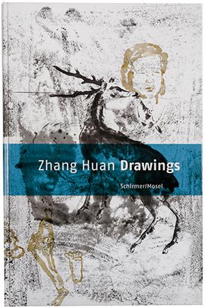 Drawings von Zhang Huan - von Booth Design Unit, Grafikdesign aus Berlin