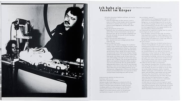 Katalog von Herbert Volkmann - Booth Design Unit, Grafikdesign aus Berlin